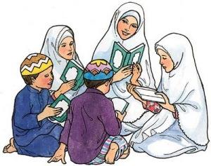 Cara Nabi Muhammad Mendidik Anak ' border=